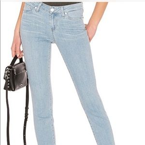 PAIGE Verdugo ankle denim